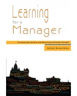 Learning for a Manager (Vivekananda kendra and Eknathaji Ranade)
