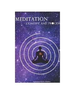 Meditation : Concepts and Process
