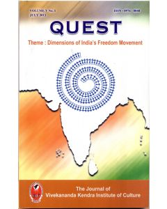 Quest - Biannual Themetic Journal in English
